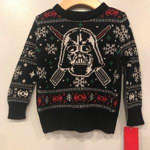 NWT Star Wars Christmas Ugly Sweater